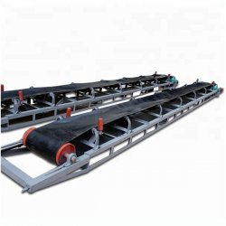 Mining Flat and Inclined Belt Conveyor