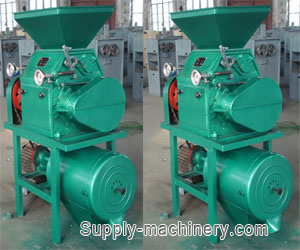 Corn/ Maize Milling Machine