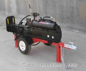 16 Ton Log Splitter