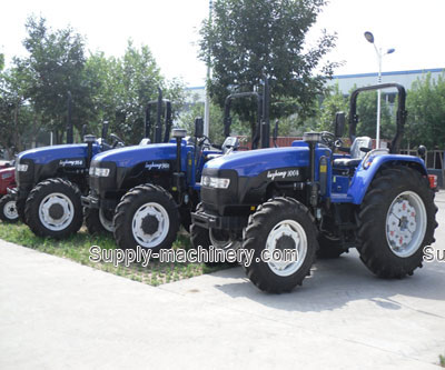 100 HP Tractor 4WD