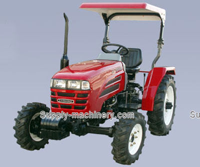 25 HP Tractor 4WD