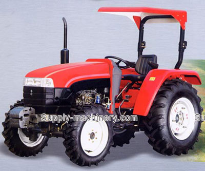45 HP Tractor 4WD