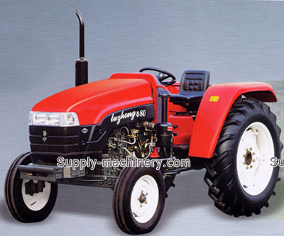 48 HP Tractor 2WD