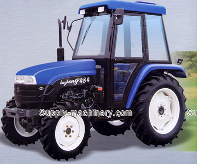 48 HP Tractor 4WD