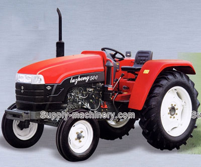 50 HP Tractor 2WD