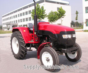 52 HP Tractor 4WD