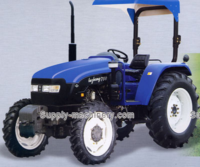70 HP Tractor 4WD