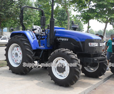 90 HP Tractor 4WD