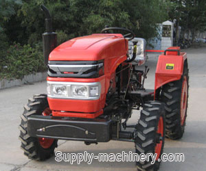 Single Cylinder Tractor 4WD