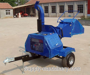 18 HP Wood Chipper