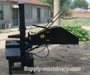 30 HP Wood Chipper