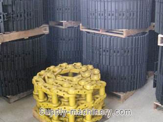 Caterpillar Excavator Track Link with Shoes